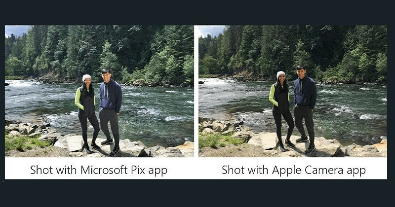 Microsoft Pix – A Smart Camera App for your iPhone.