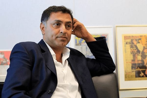 Nikesh Arora - CEO of SoftBank Internet and Media Inc