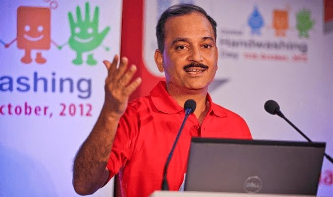 Nitin Paranjpe – Global President of the Home Care Business of Unilever
