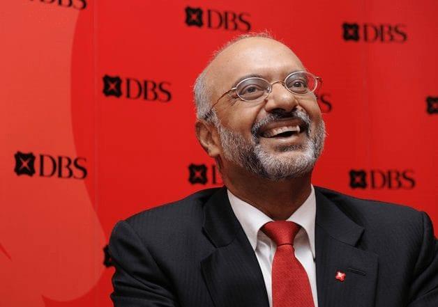 Piyush Gupta - CEO of DBS Group Holdings and DBS Bank