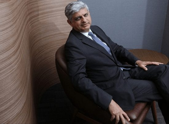 Rajeev Vasudeva - CEO of Egon Zehnder