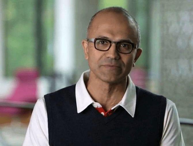 Satya Nadella – CEO of Microsoft