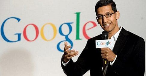 Sundar Pichai Meet the new CEO of Google