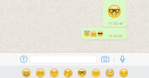 WhatsApp For iOS Update Brings Bigger Emoji, Ability To Delete Multiple Private Chats Simultaneously