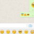 WhatsApp For iOS Update Brings Bigger Emoji, Ability To Delete Multiple Private Chats Simultaneously.
