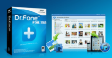 WonderShare Dr. Fone for iOS