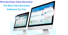Wondershare Data Recovery The Best Data Recovery Software For You
