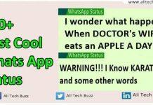 best cool whats app status all tech buzz