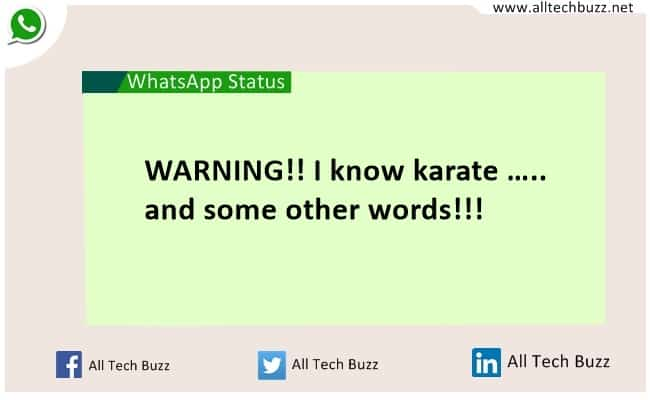 best cool whats app status9