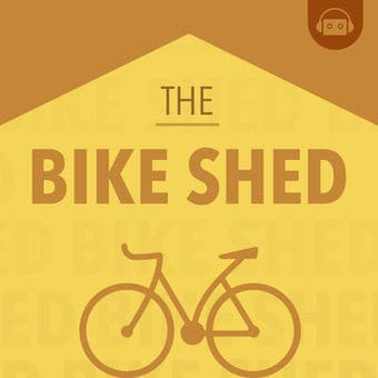 bike shed - Best Podcasts For Software Developers & Programmers