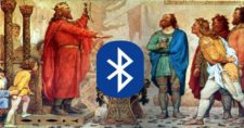 bluetooth named after medivial king