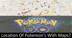 Here's The Hack To Find Out The Exact Location Of Every Pokemon Using Map