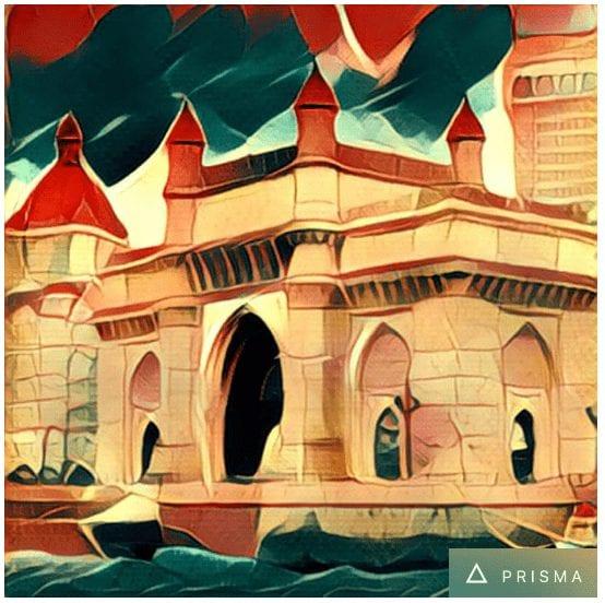gateway of india prisma