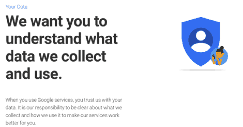 google wants to know what they collect