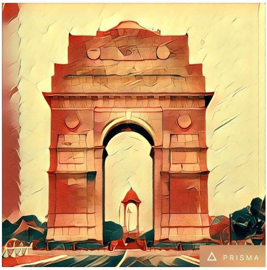 india gate prsima