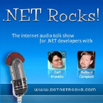 net rocks - Best Podcasts For Software Developers & Programmers