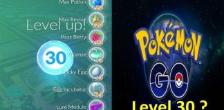 pokemon go level 30 all tech buzz