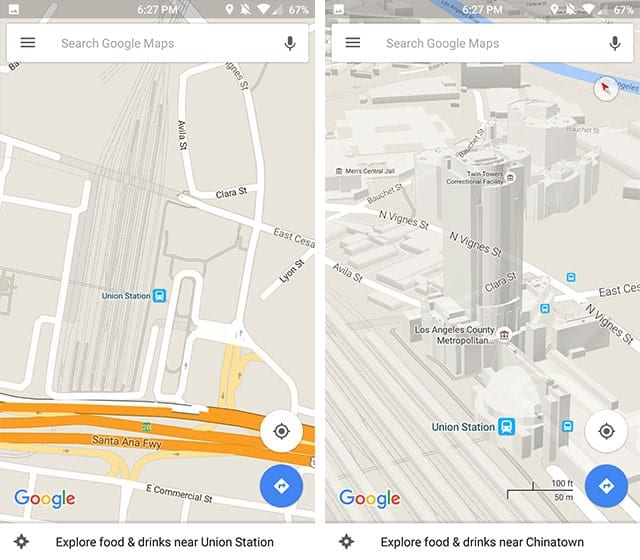 Change Your View - Google Maps Tips And Tricks For Android You Need To Know