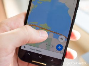 Double tap to zoom - Google Maps Tips And Tricks For Android You Need To Know