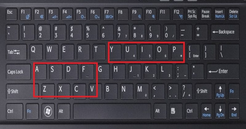 Ever Wondered Why The Letters On A Computer Keyboard Are NOT In Alphabetical Order.