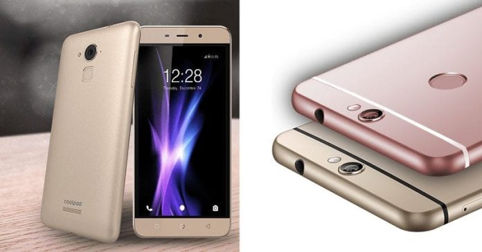 Launch of Coolpad Note 3 and Note 3 Lite