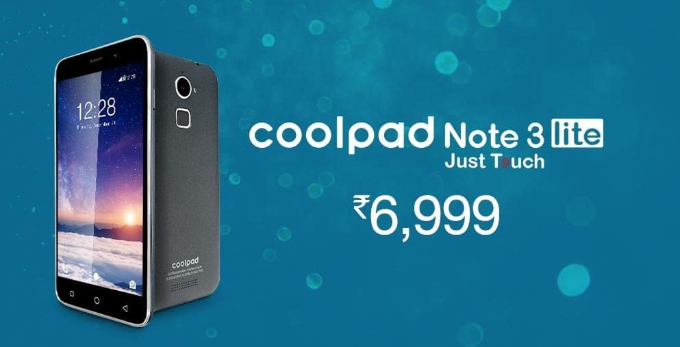 Launch of CoolpadNote 3 Lite