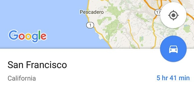 Long Press to Navigate Quicker - Google Maps Tips And Tricks For Android You Need To Know