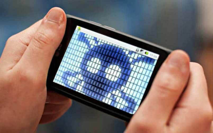 android-malware-stock-image
