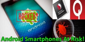 android mobiles at risk