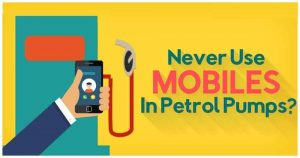 Here's Why Using Mobile Phones At A Petrol Pump Creating Accidents is Just A Baseless Myth