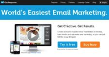Getresponse email marketing automation solution