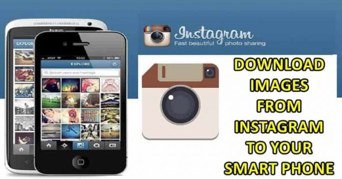 how to download instagram images