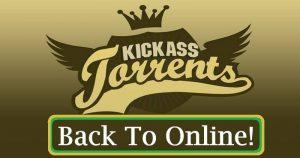 KickAss Torrents Kicks Back After Being Offline For A Week