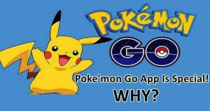 Pokémon Go: The Phenomenon of Modern Day Mobile Gaming