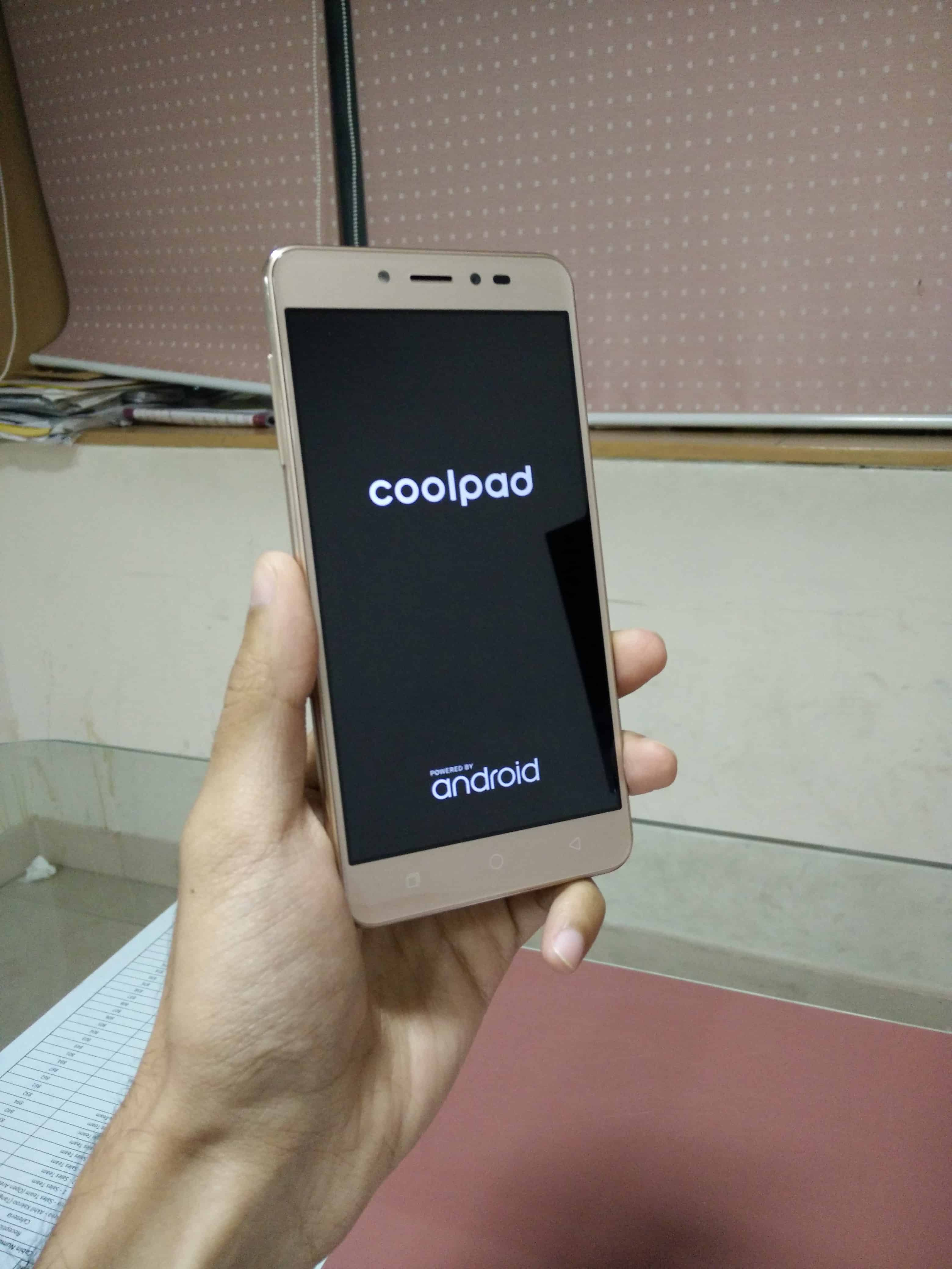 android-on-coolpad-note-5