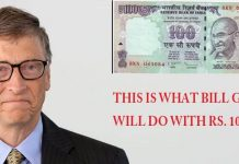 What Bill Gates Will Do If He Has To Survive On Rs 100 Per Day?
