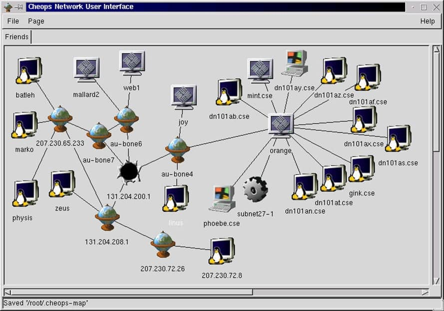Nmap (Network Mapper)