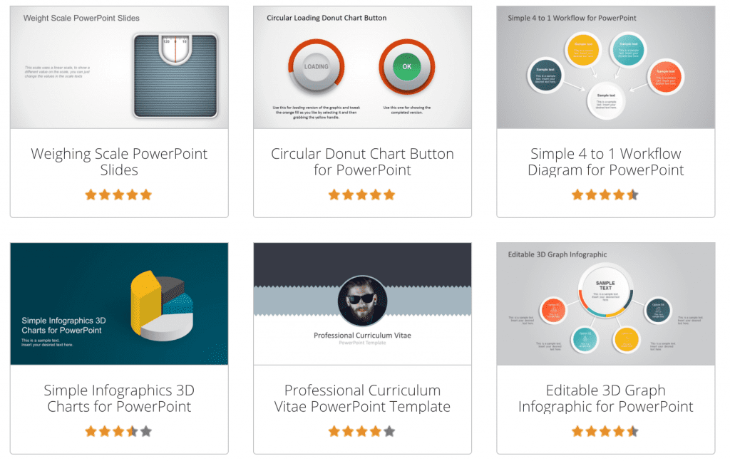 PowerPoint Templates Gallery