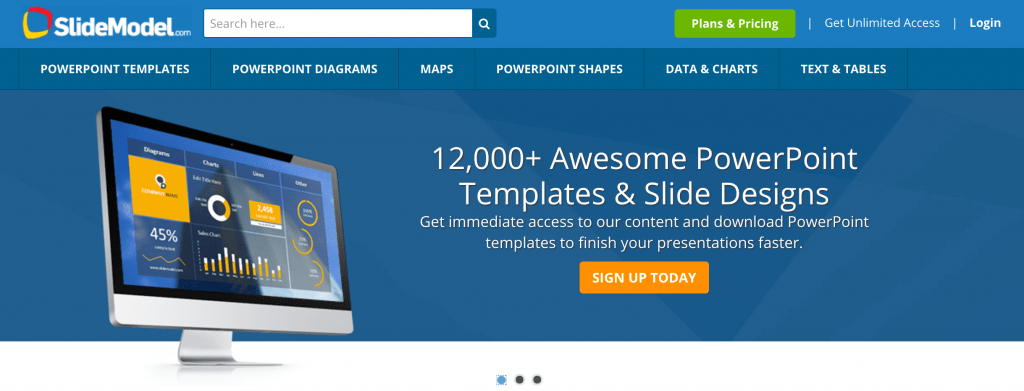 12000+ powerpoint templates