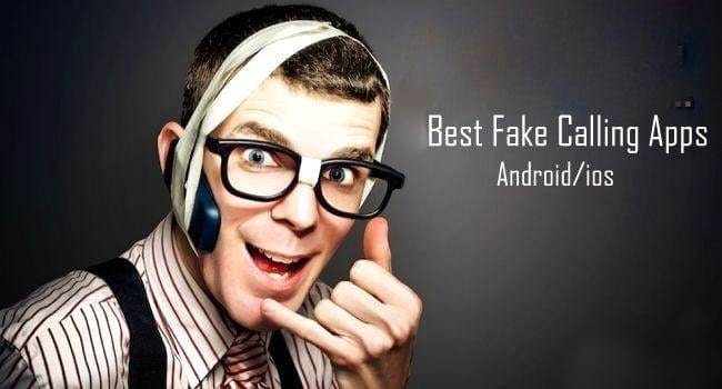 Best Fake Call Prank apps