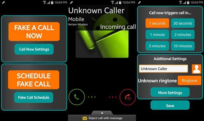 Fake A Call Free