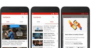 Google Unveils YouTube Go App, Now You Can Download And Watch Videos Offline
