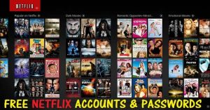 Free Netflix Accounts And Passwords 2018 – Working Free Netflix Premium Accounts 2018 [Updated]