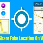 How to share fake location in WhatsApp