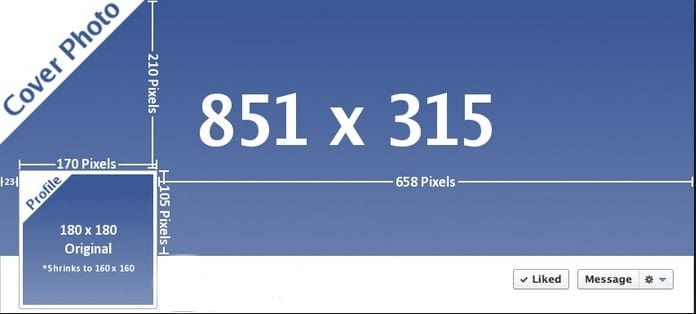 Know The Facebook Cover Photo Size