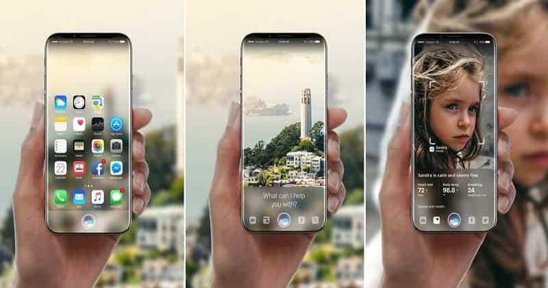 iPhone 8 Rumored Design