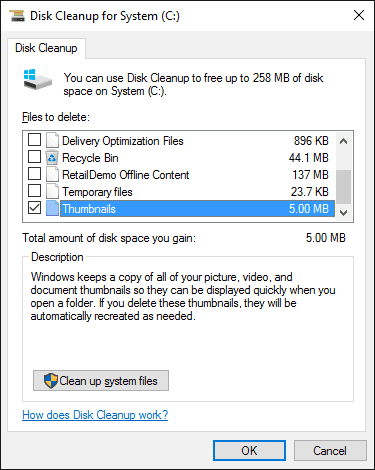 Clearing the Cache = Instant Speed-Up