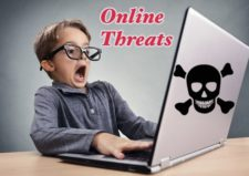 Online threat for kids