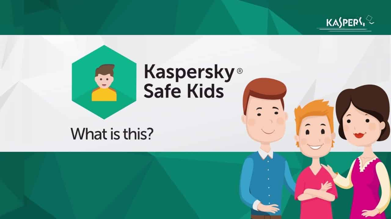 kaspersky for kids