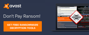 Avast Decryption tools-6 Top Sites and Apps to Beat Ransomware and Protect Yourself!